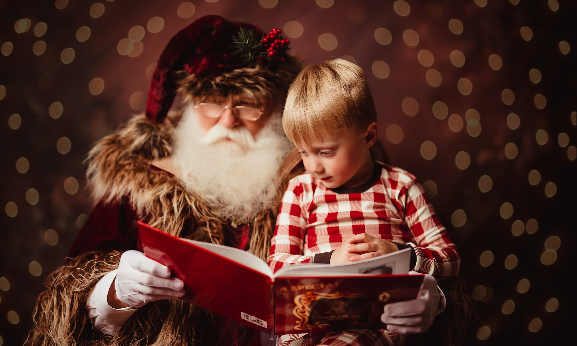 A Moment With Santa | Kara Reese Photography