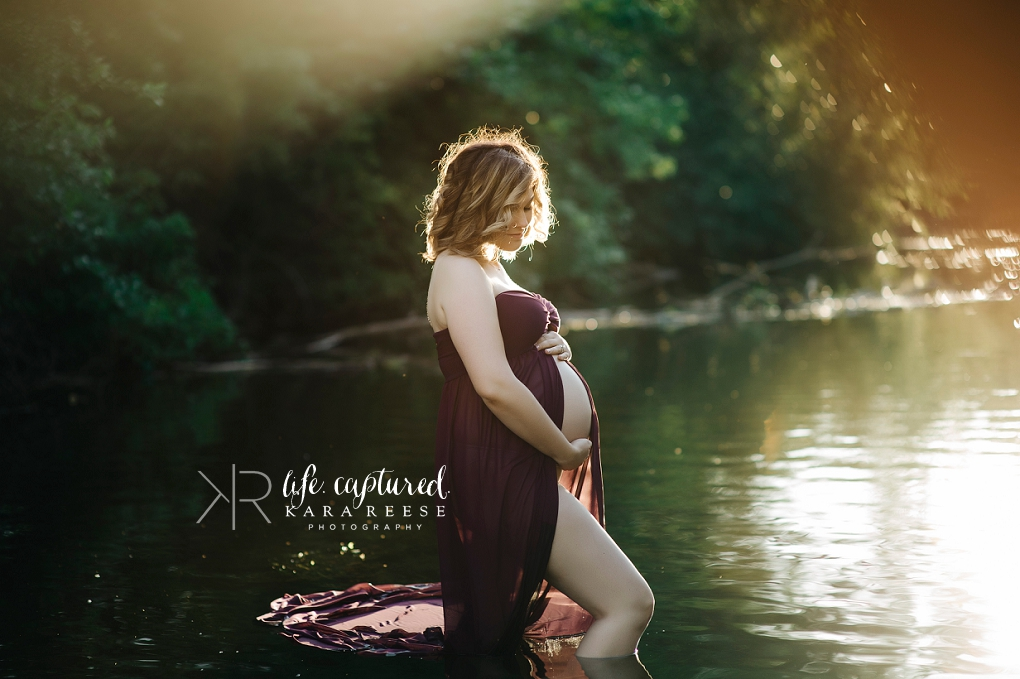 Delafield fish hatchery maternity session waukesha for Fish dream meaning pregnancy